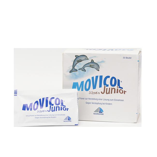 Мовикол Юниор (Movicol Junior) 6,9г пак. №30