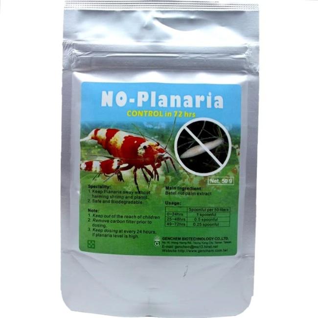Но-планария (No-planaria) 50г