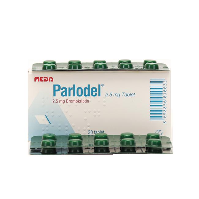 Парлодел (Parlodel) таб. по 2,5 мг №30