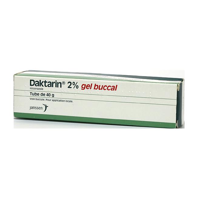 Дактарин 2% гель для полости рта 40г