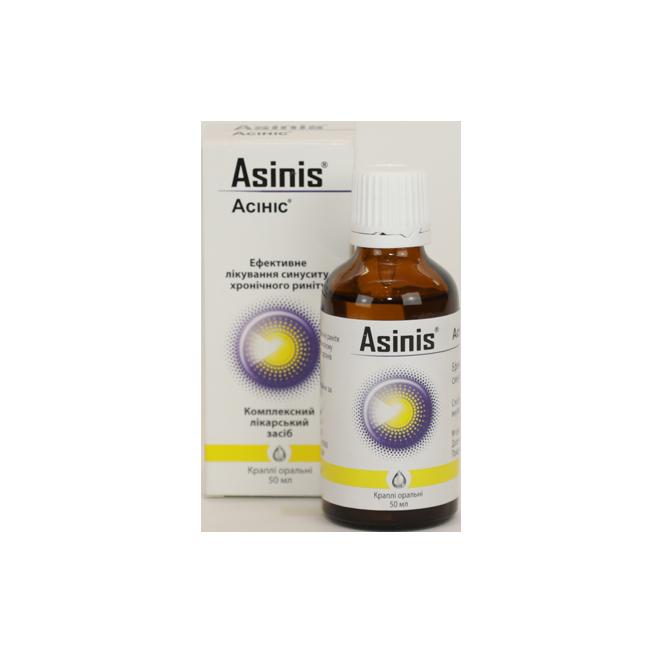 Асинис капли 50мл