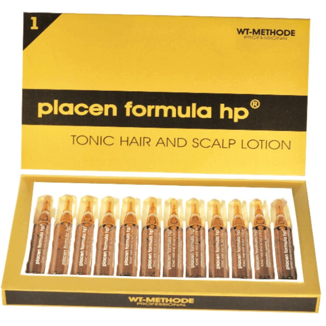 Плацент Формула hp для волос амп. 10мл N12