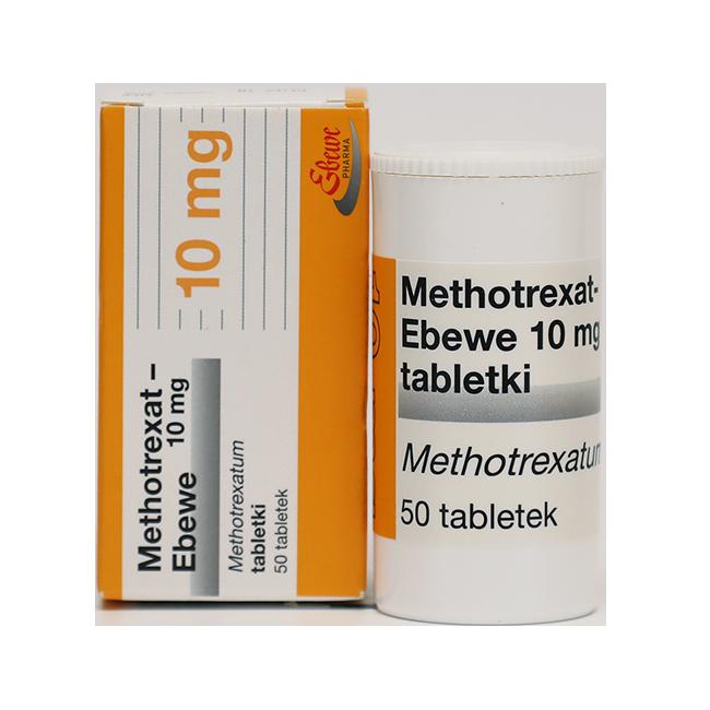 Метотрексат Эбеве табл. 10 мг №50