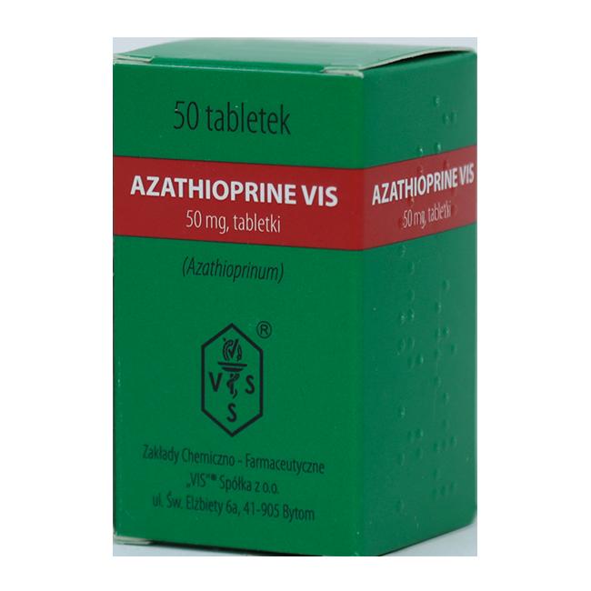 Азатиоприн (аналог Imuran) таб 50мг N50
