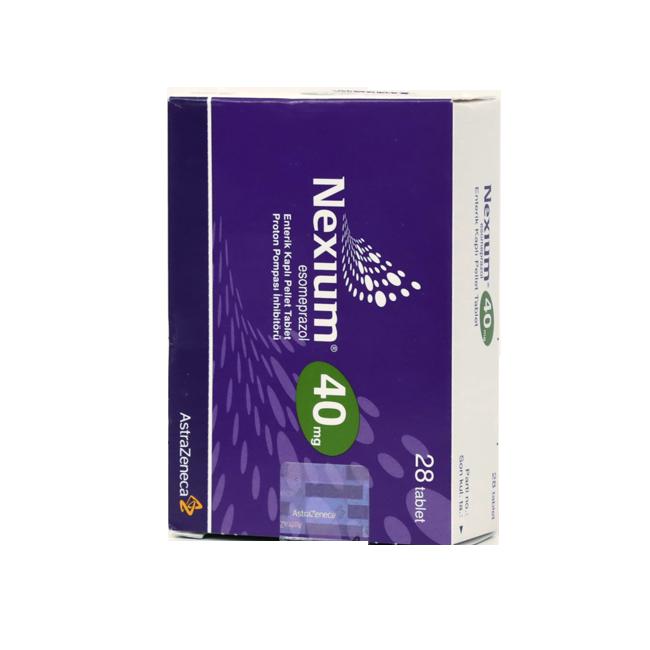 Нексиум 40мг №28