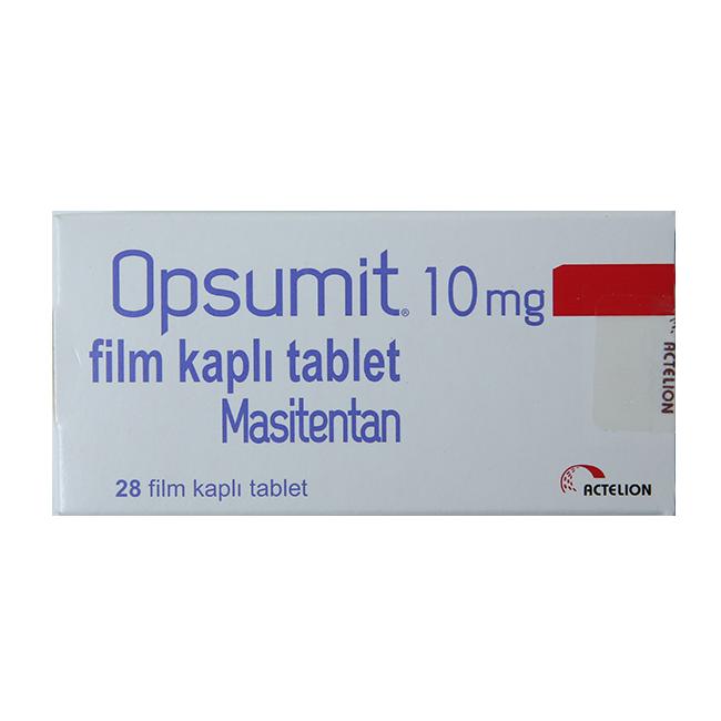 Опсамит (Мацитентан) таблетки 10мг №28