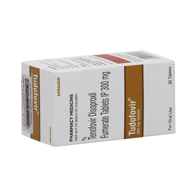Тенофовир (Tudofovir Риковир) 300мг табл. №30
