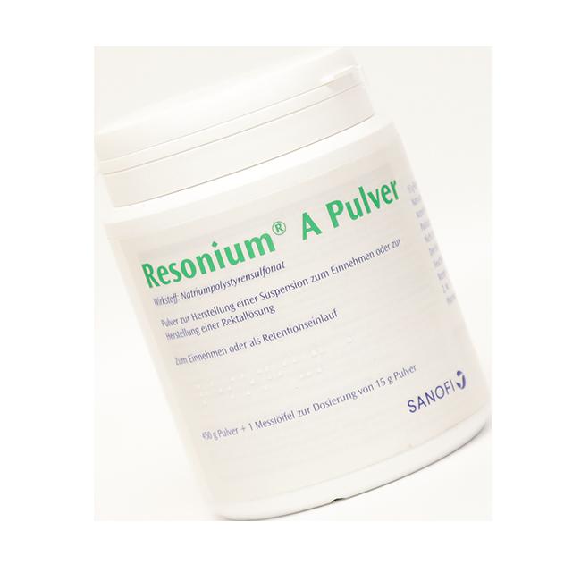 Резониум А 450г (Кеоксалат)