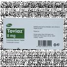 Товиаз (фезотеродин) таб. 8мг №28