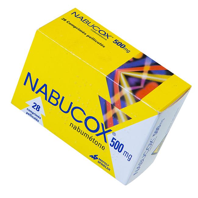 Набукокс (Набуметон) табл. 500мг №28