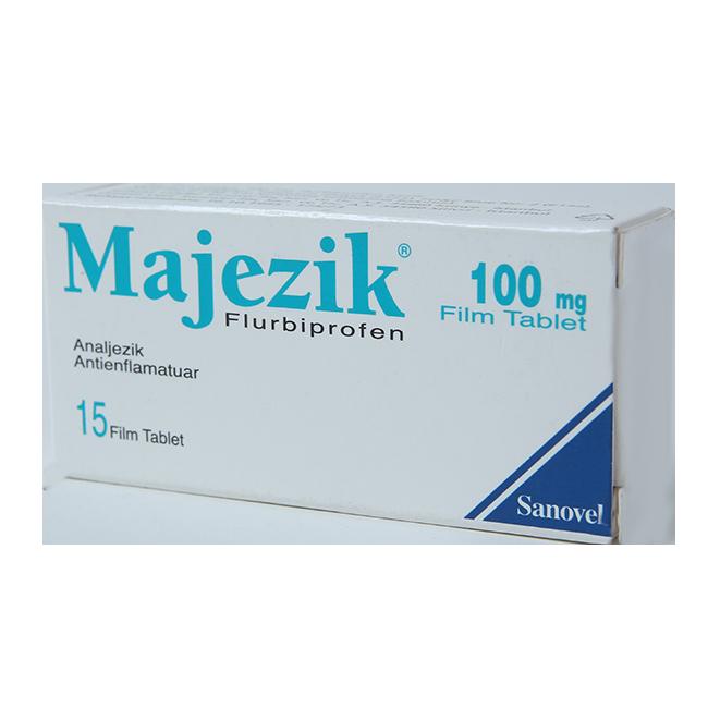 Мажезик-Сановель (аналог Флугалин) таблетки 100мг №30