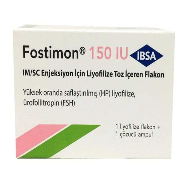 Фостимон (Fostimon) 150МЕ + р-ль №1*