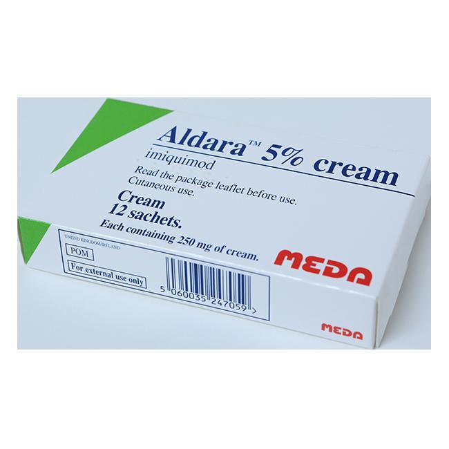 Алдара (Альдара) крем 5% №12 (Имиквимод)